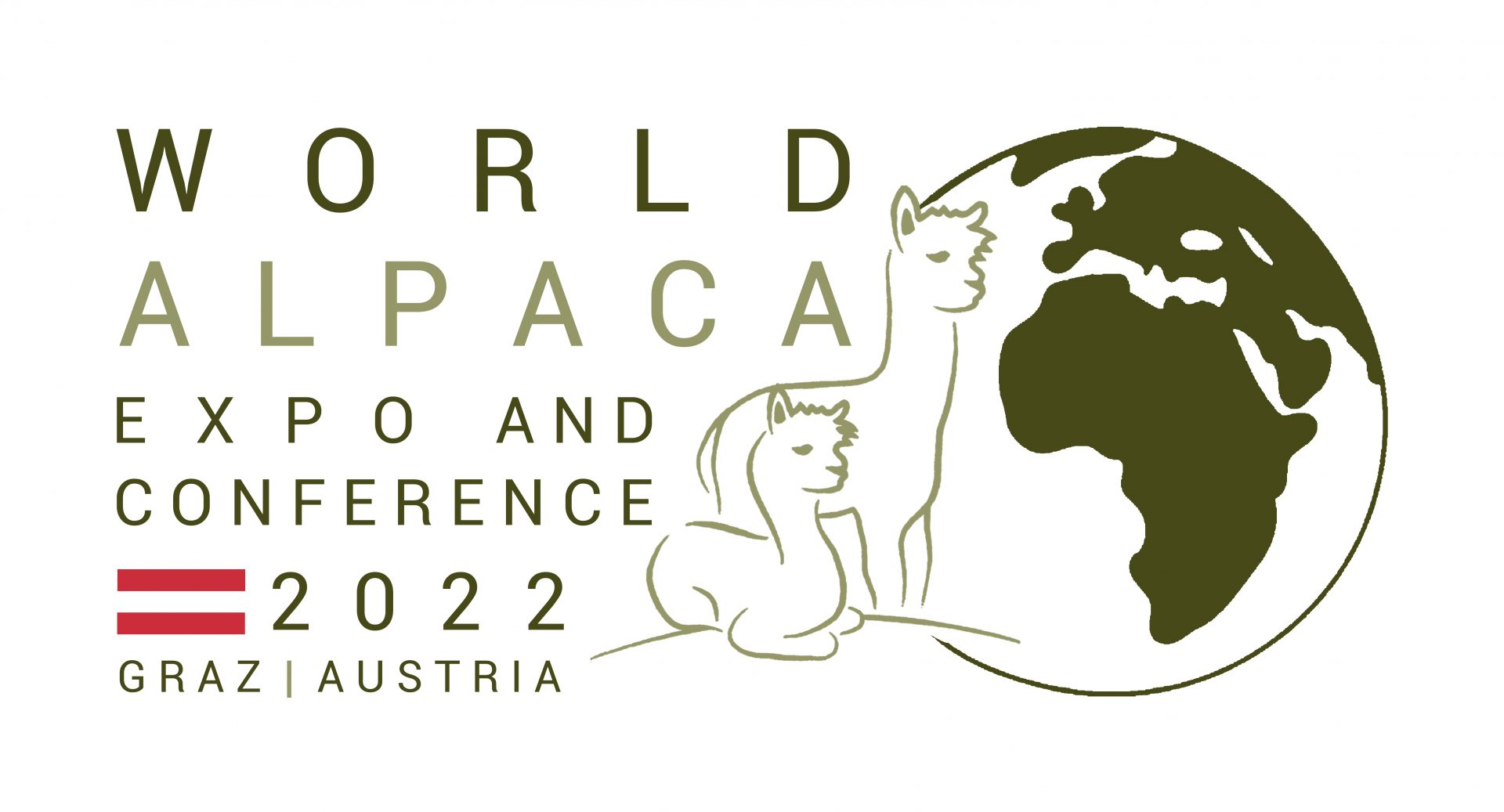 Logo World Alpaca Conference 2021